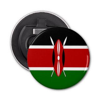 ケニヤの旗 ボタン型 センヌキ