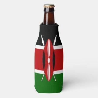 ケニヤの旗 ボトルクーラー