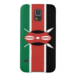 ケニヤの旗 GALAXY S5 ケース