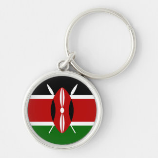 ケニヤの旗Keychain キーホルダー