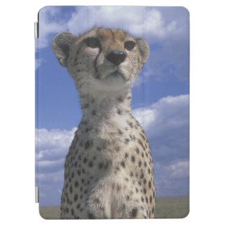 ケニヤ、マサイ族のマラのゲームの予備、クローズアップ iPad AIR カバー