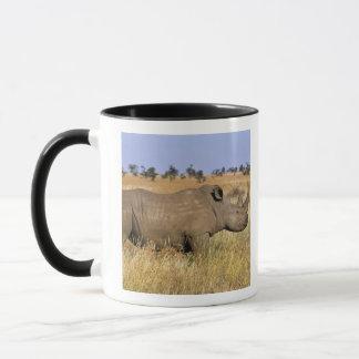 ケニヤ: 白いLewaの野性生物の保護 マグカップ