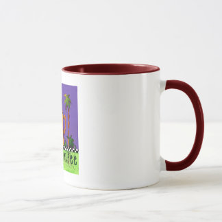 ケニヤCALFEEのマグ マグカップ