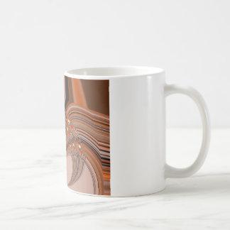 ケニヤHakunaMatataの伝統色designs.png コーヒーマグカップ
