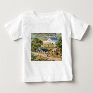 ケネスミラーアダムス著代表団教会 ベビーTシャツ