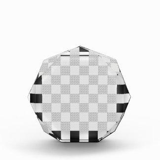 ケネスYoncich著チェスのパッド 表彰盾