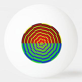 ケネスYoncich著デジタル日没 卓球 球