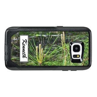 ケネスYoncich著マツ針 オッターボックスSamsung Galaxy S7 Edgeケース
