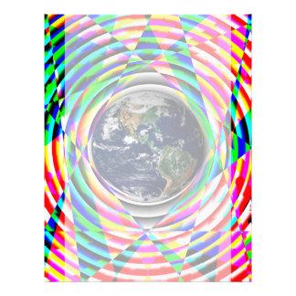 ケネスYoncich著地球の感情 レターヘッド