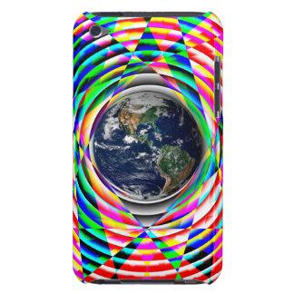 ケネスYoncich著地球の感情 Case-Mate iPod Touch ケース