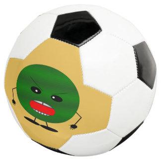 ケネスYoncich著怒っているスイカ サッカーボール
