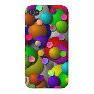 ケネスYoncich著泡 iPhone 4 Case