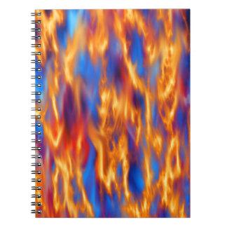 ケネスYoncich著火をつけられる ノートブック