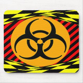 ケネスYoncich著生物学的災害[有害物質]のデザイン マウスパッド