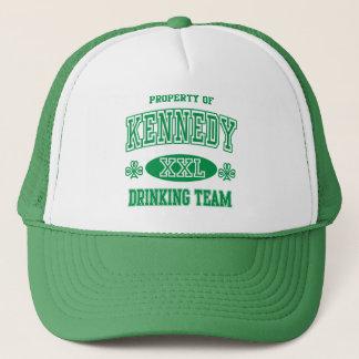 ケネディのアイルランドの飲むチーム キャップ