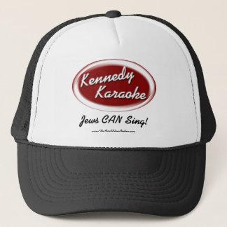 ケネディのカラオケ(帽子) キャップ