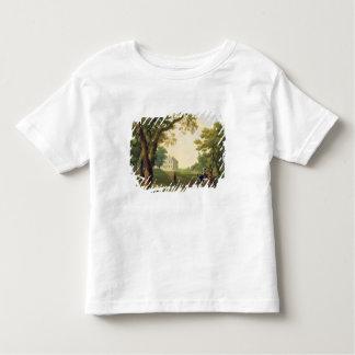 ケネディの郡ウィックロー、アイルランド1785年を取付けて下さい(油 トドラーTシャツ