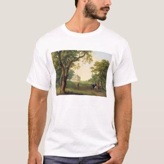 ケネディの郡ウィックロー、アイルランド1785年を取付けて下さい(油 Tシャツ