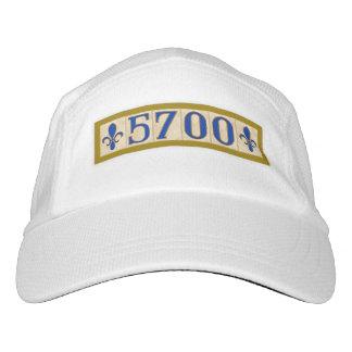ケネディの5700人の卒業生の帽子 ヘッドスウェットハット