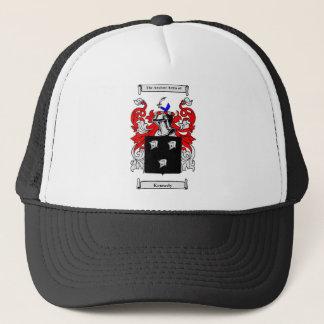 ケネディの(アイルランドの)紋章付き外衣 キャップ