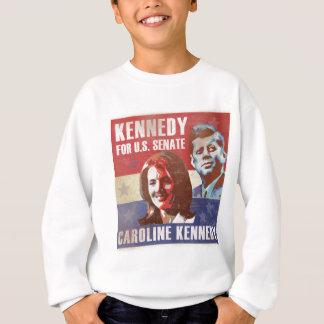 ケネディは上院のためのキャンペーンを始めます スウェットシャツ