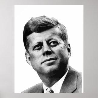 ケネディ大統領 ポスター