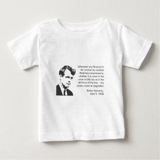 ケネディ ベビーTシャツ