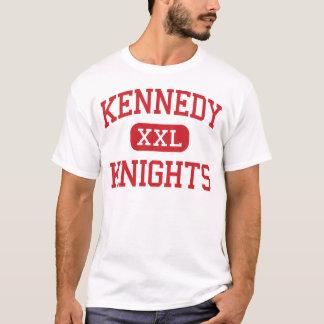 ケネディ-騎士-高等学校-ブロンクスニューヨーク Tシャツ