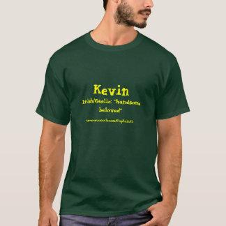 ケビンのTシャツ Tシャツ