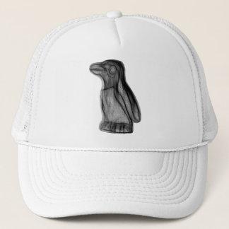 ケビンペンギンによって描かれるトラック運転手の帽子だけ キャップ