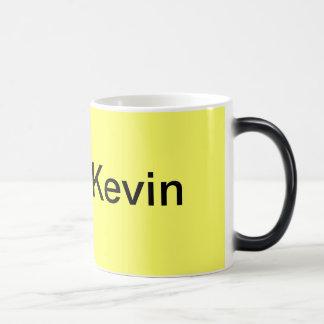 ケビン・ミトニックの自由なマグ! モーフィングマグカップ