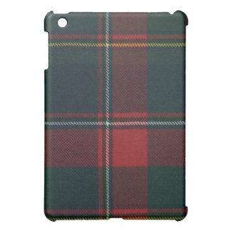 ケベックのタータンチェックのiPadの場合 iPad Miniカバー