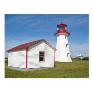 ケベック、カナダ。 帽子のD'Espoirの灯台 ポストカード