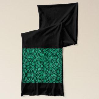 ケリーの緑のアイルランドのレース スカーフ