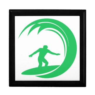 ケリーの緑のサーファー ギフトボックス