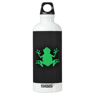 ケリーの緑カエル ウォーターボトル