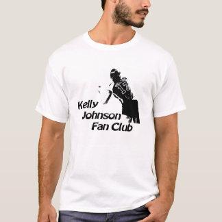 ケリージョンソンのファン・クラブ Tシャツ
