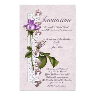 ケルト人のばら色の結婚式 便箋