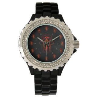 ケルト人のHamsa手 腕時計