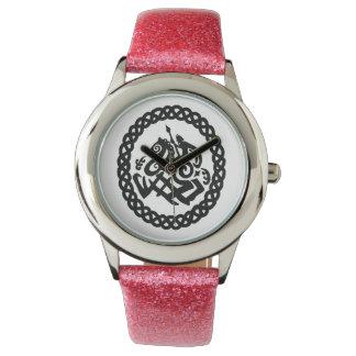 ケルト人のSleipnirそしてOdinは円を知っています 腕時計