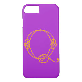 ケルト人最初のQのiPhone 7の場合 iPhone 8/7ケース