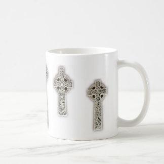 ケルト十字のマグ コーヒーマグカップ