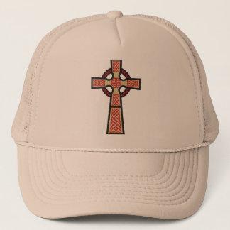 ケルト十字の帽子 キャップ