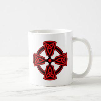 ケルト十字 コーヒーマグカップ