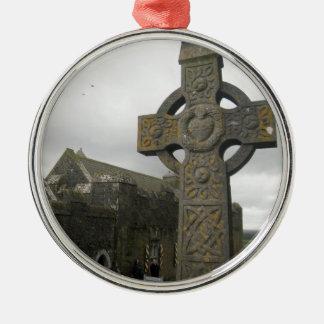 ケルト十字、Cashel、アイルランド メタルオーナメント