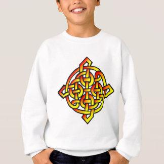 ケルト族のシール スウェットシャツ