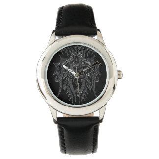 ケルト族のドラゴンはステンレス鋼の斜面の腕時計をからかいます 腕時計