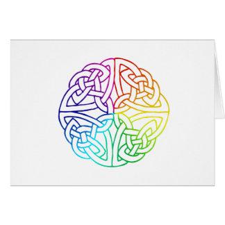 ケルト族のプライドの虹 カード