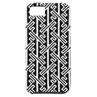 ケルト族の主パターンiPhone 5の穹窖の箱 iPhone SE/5/5s ケース