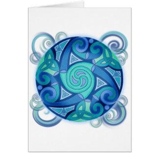 ケルト族の惑星 カード